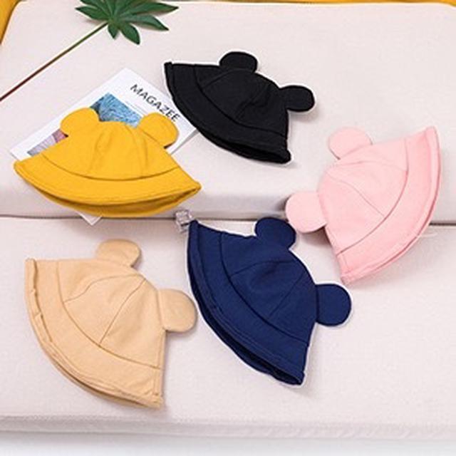 🔥防疫漁夫帽🔥寶寶防飛沫帽子防唾沫帽隔離面罩