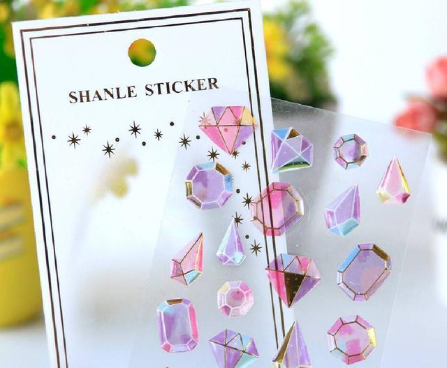 『預購』璀璨鑽石貼
