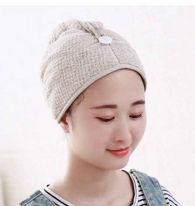 乾髮帽吸水浴帽