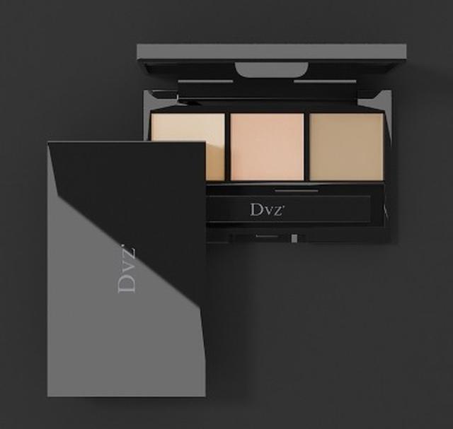 預購 -  Dvz'朵色 三色遮瑕膏