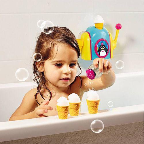 Tomy雪糕機泡沫沐浴玩具#日本品牌