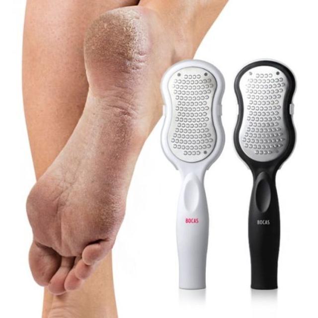 BOCAS全新升級~刮腳皮更加容易哦~韓國製去腳皮神器