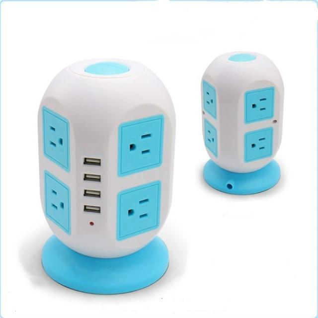 立式USB插座 USB插座  禮贈品  交換禮物 居家用品