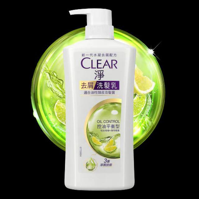 【現貨】淨Clear 女士去屑洗髮乳 控油平衡型(750ml)