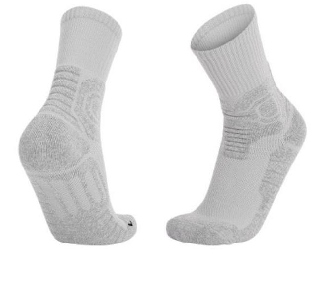 【機能襪】中筒籃球襪運動襪舒適透氣運動用品