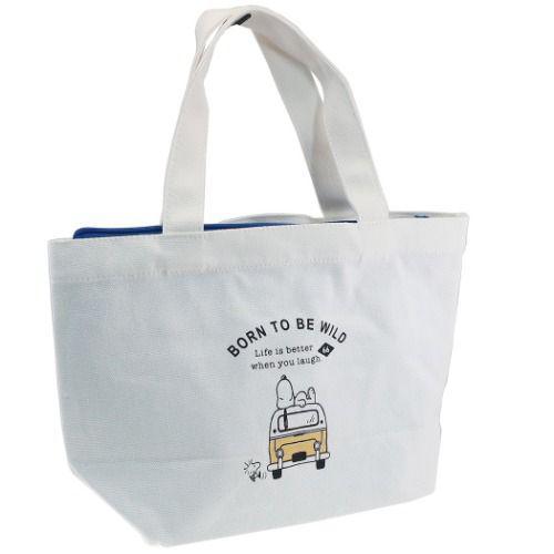 史努比 SNOOPY 便當袋 保冷袋