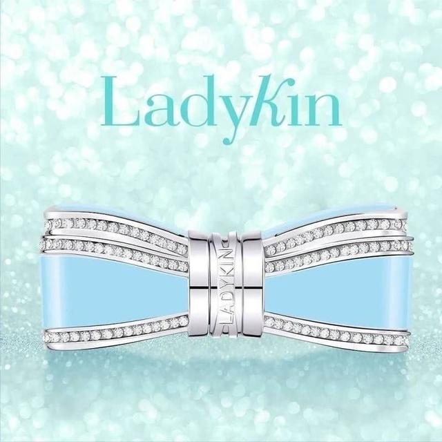 現貨1韓國 Ladykin 蝴蝶結鑽漾變色唇膏