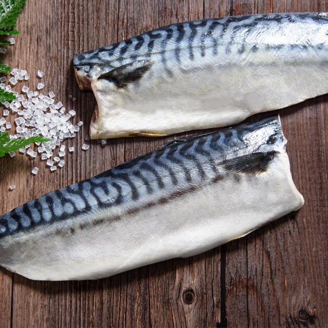 冷凍鯖魚片 180公克三片