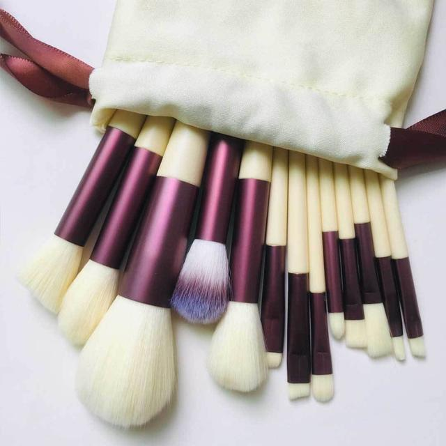 便攜式化妝刷套裝  眼影刷 / 美妝工具 / 粉底刷套裝+送刷包