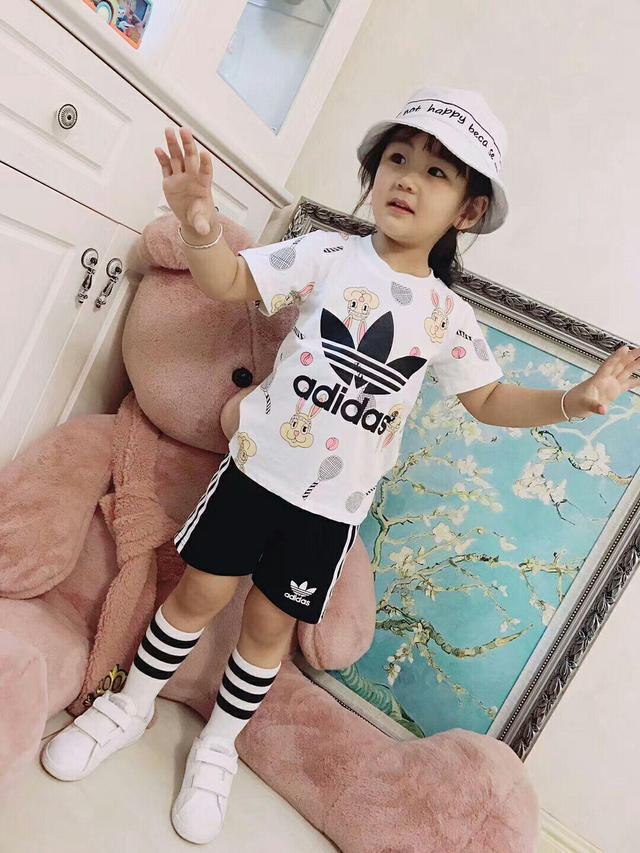 Adidas Kids 純棉兒童套裝