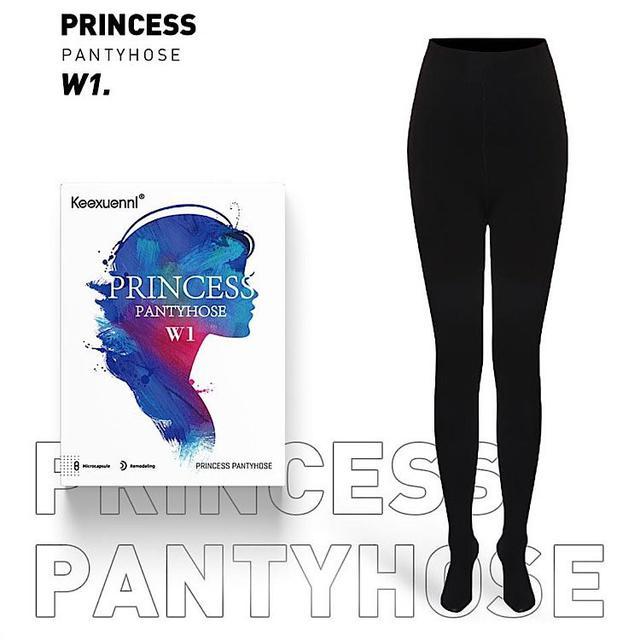 預購  韓國 KEEXUENNL Princess W1  女神襪