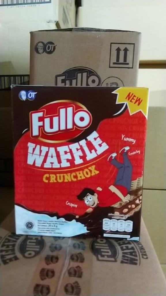 芙羅巧克力濃心威化餅 20支*3盒/組
