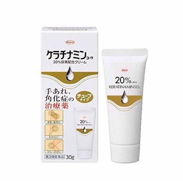 現貨日本Kowa除角質層皮膚乾燥軟膏 30g