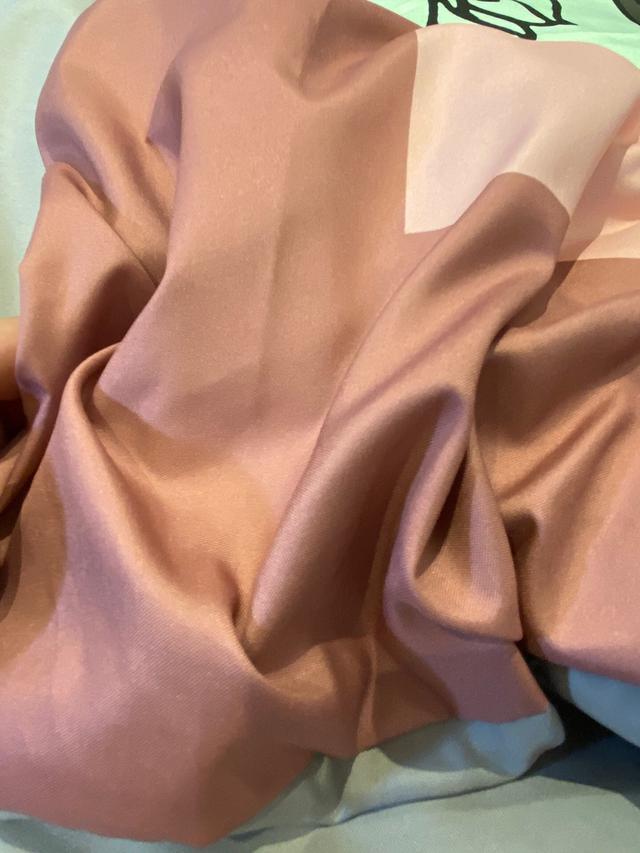 一款春夏季最柔软丝滑面料,属莫代尔天丝棉四件套🌿