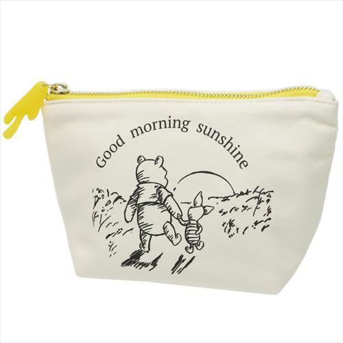 小熊維尼 化妝包 筆袋 小包