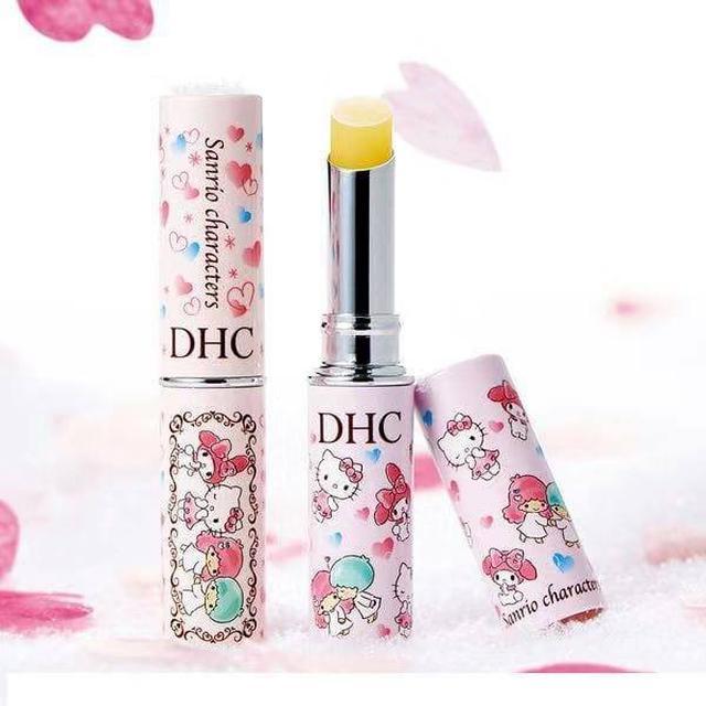 DHC三麗鷗唇膏/組2支
