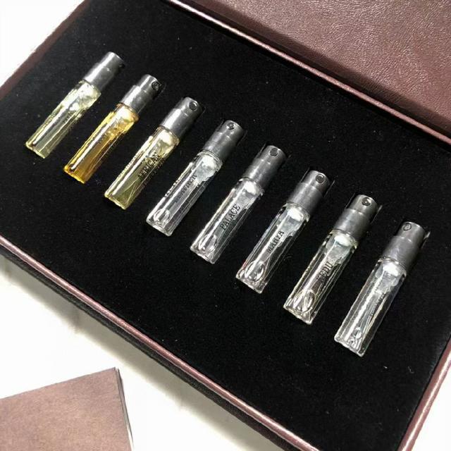 法國靡碼香水小樣1.5ml八件套!