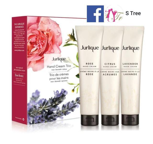 Jurlique Hand Cream 禮盒套裝(1盒3支)