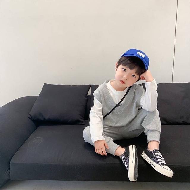 KD109-7 韓版背心套裝(背心+褲子不含上衣)