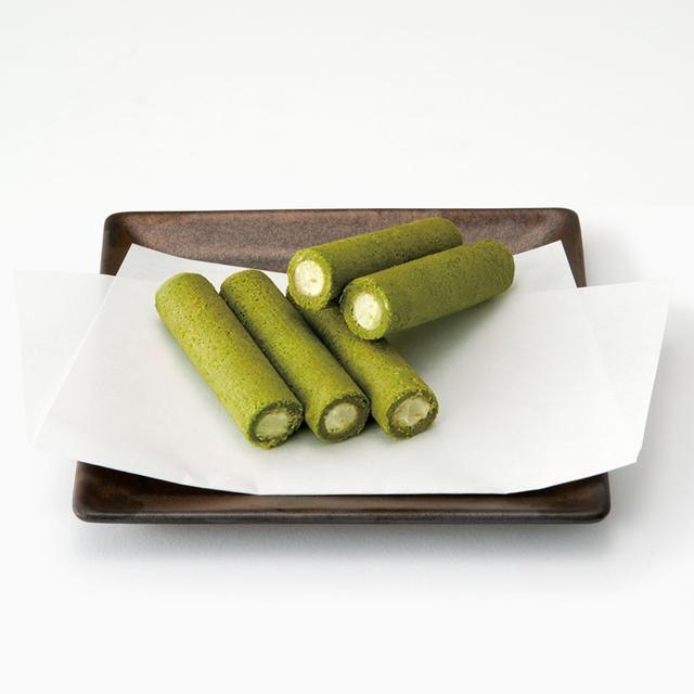 日本🇯🇵伴手禮 知名老店祇園辻利抹茶雪加卷