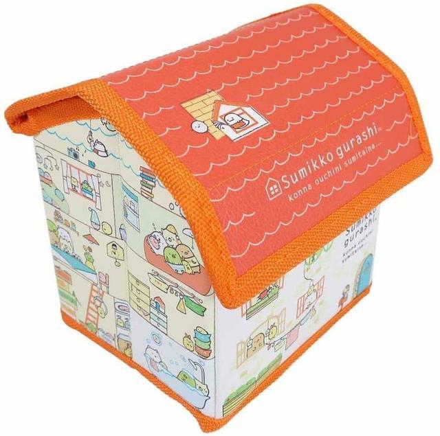 迷你房屋收納箱-角落生物 日本進口正版授權