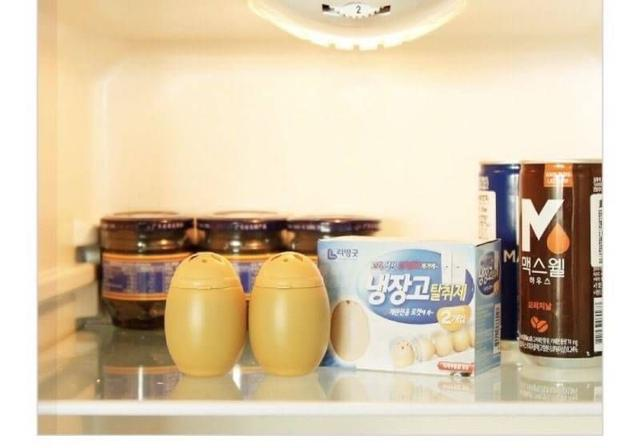 韓國天然綠茶萃取冰箱除臭蛋2顆一組