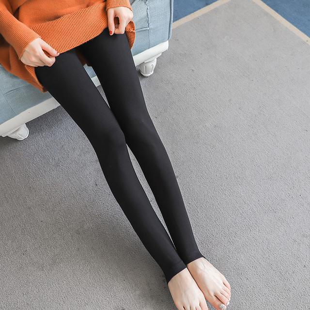 10 L-XL 打底褲超彈莫代爾打褲顯瘦