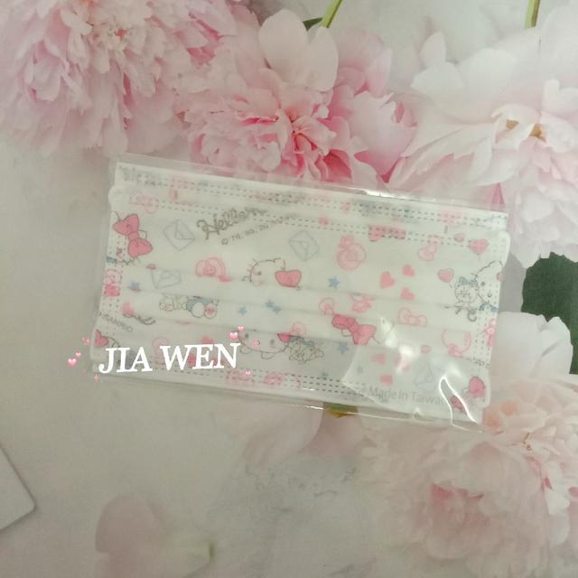 🎀可愛系列🎀 臺灣製鋼印口罩 特殊口罩 成人口罩 kitty口罩禾匠口罩 獨立包裝 口罩收藏