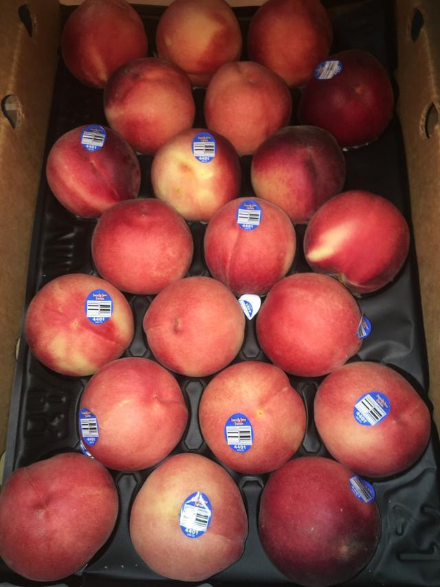 美國加州水蜜桃~