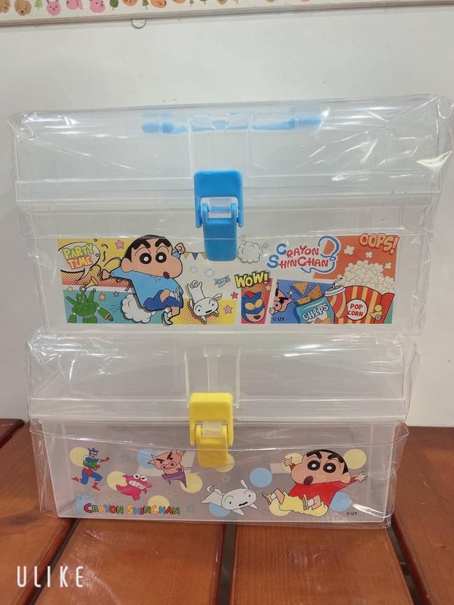 🔹蠟筆小新手提置物箱/工具箱