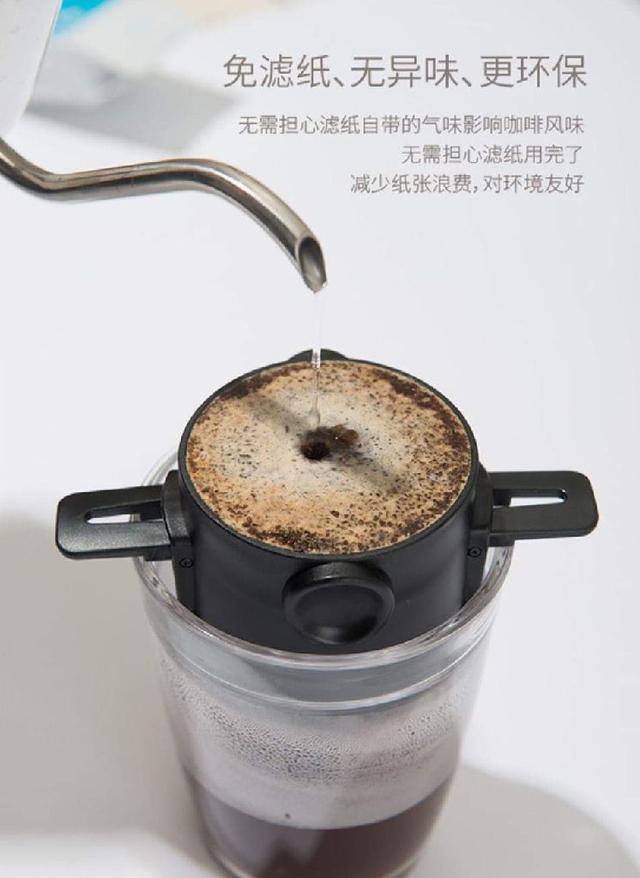 (預購s+) A414-可折疊手沖咖啡濾網杯