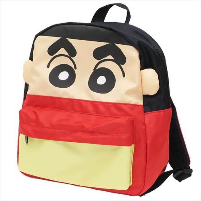 日本代購 正品蠟筆小新 雙肩背包