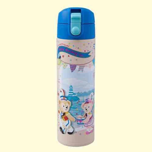 [預購]迪士尼海洋限定 35周年紀念版保溫水壺