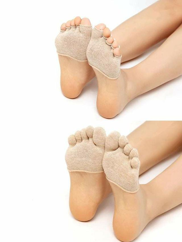 (預購S) B028 - 超淺口隱形五指襪(一組5雙)