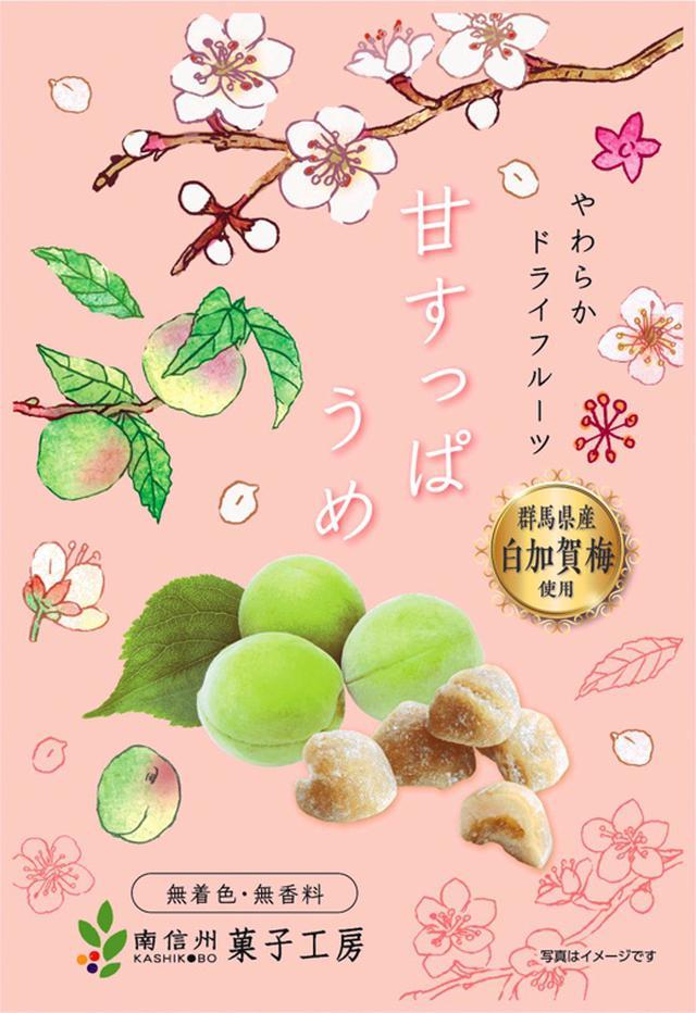 日本🇯🇵 南信州菓子工坊(白加賀梅)10袋入