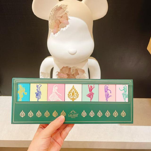 泰國護手霜一盒7只裝