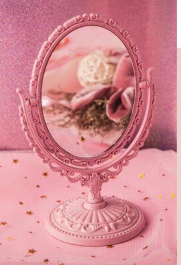 少女心 鏡子 復古風