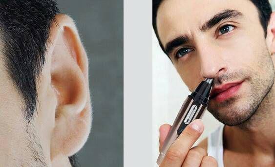 USB充電款 電動鼻毛修剪刀