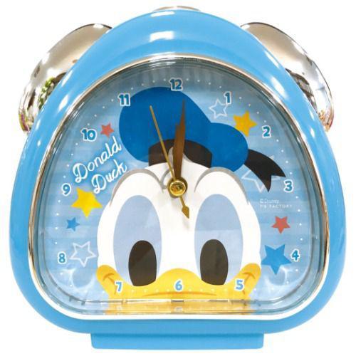 迪士尼 唐老鴨 飯糰造型 鬧鐘 時鐘