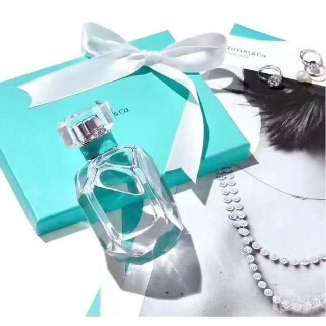 (預購e) Tiffany & Co.限量城市版奢華女士鑽石香水淡香精 75ml