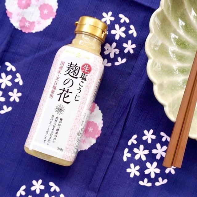 預購 日本製-生塩麴之糀350g