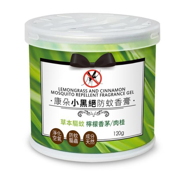 必備💢現貨😊康朵小黑絕防蚊香膏120g/罐
