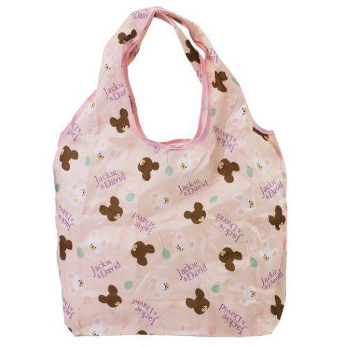 小熊學校 折疊 環保袋 購物袋