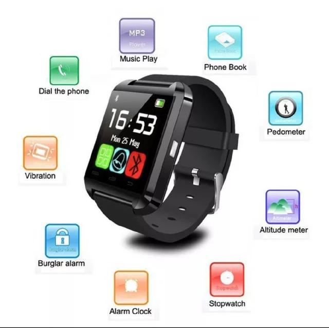 SMARTWATCH U8 / FITNESS TRACKER