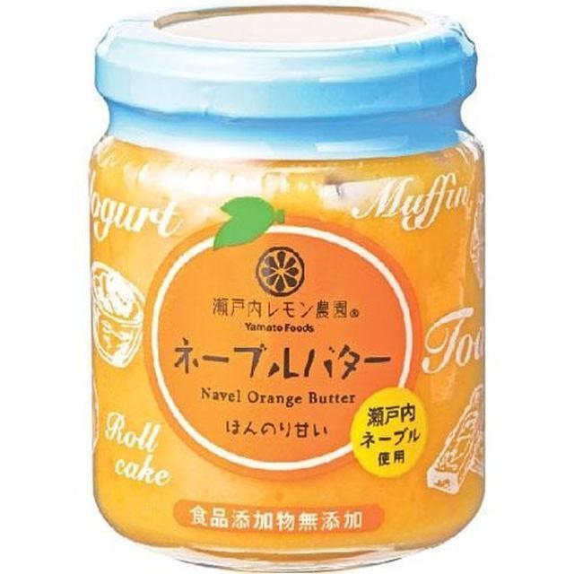 日本國產瀨戶橘子奶油醬130g