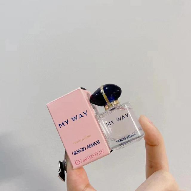 阿瑪尼我的方式女士香水7ml