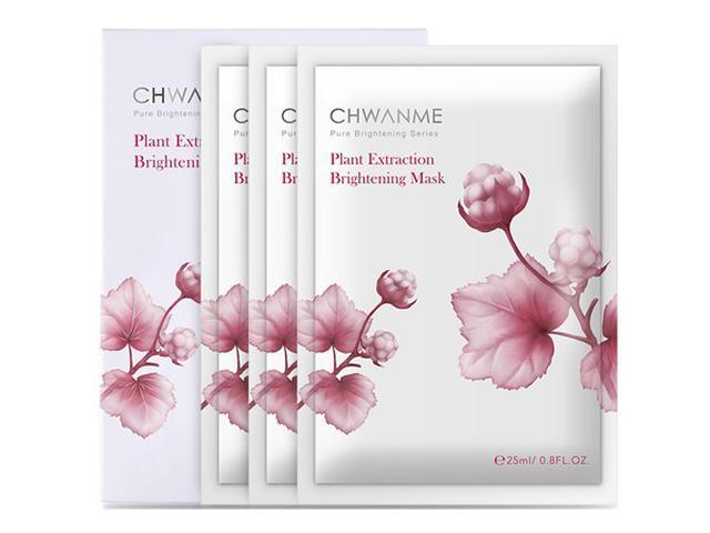 Dr.Douxi CHWANME萃莞媄植萃淨白亮顏面膜