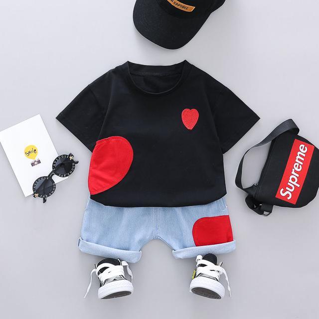 【預購】男童日系套裝