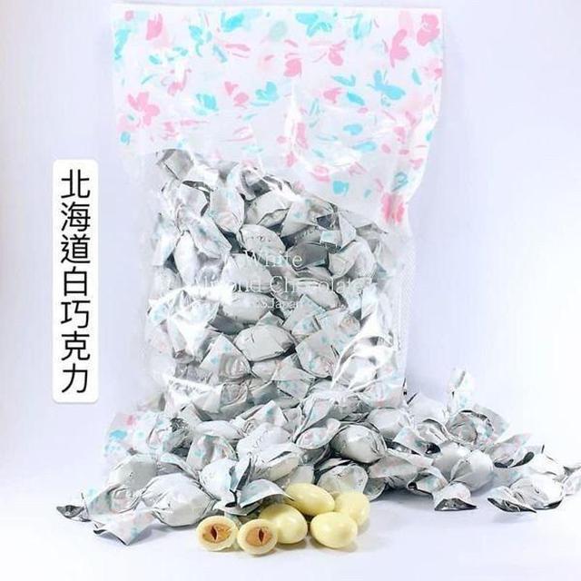 日本/北海道杏仁白巧克力 250g
