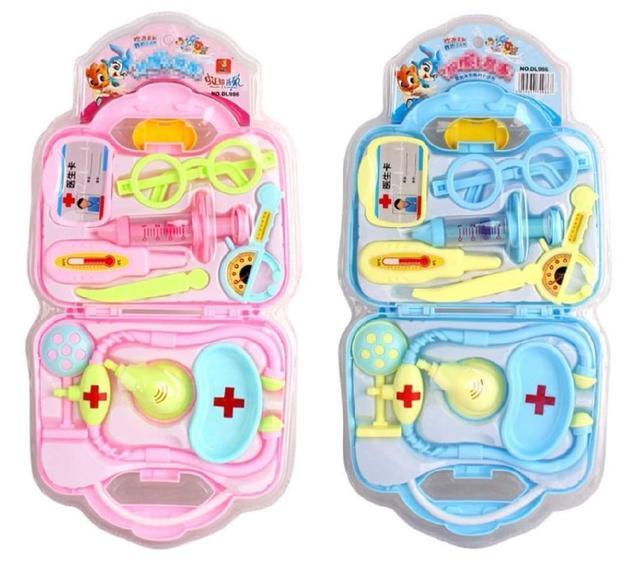 【預購】醫生玩具組